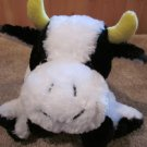 Russ Berrie Plush Black and white cow named Mathilda #20022