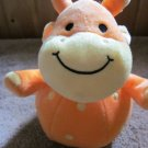 Koala Baby Plush Orange Yellow Giraffe chimes Toy