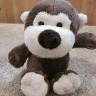 It's all Greek to Me Plush Brown Monkey