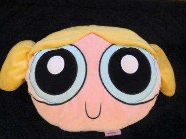 PowerPuff Girls Throw Pillow and its a Bubbles Pillow