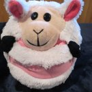 "MushaBelly Chatter Plush Lamb  8"" Plush Jay at Play"