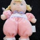 Garanimals  Blonde Doll My Best Friend Plush rattle  panda slippers