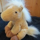 Aurora Pony Pals Plush Horse Fluffy mane tail