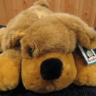 Peek-a-Boo Toys Plush Tan Puppy Dog NWT