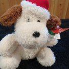 """Galerie Plush Puppy Dog Barks the song """"We wish you a Merry Christmas"""""""