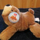 NWT Gund Scoops Plush Bear named Baily #320134