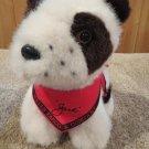Wells Fargo Plush Dog Named Jack Pint size
