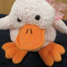 2001 Friendzies Target Plush Pink Duck Quacks