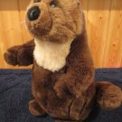 "Lou Rankin Friends 14"" Oliver Otter #24598 Plush animal"