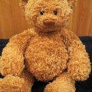 Gund Teddy Bear named Caramel #15134 Plush Toy