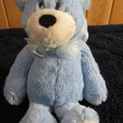 2007 Burton & Burton Plush Blue Bear # 982026