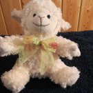 "Houdini Inc Plush Lamb Sheep 9"" Sitting"