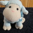 Best made Toys Plush Blue lamb Sheep