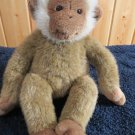 Gund 1995 Plush Monkey named Jabba #2612
