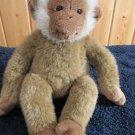 Gund 1995 Plush Monkey named Jabba #2612