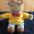 "Eden Plush Arthur Doll PBS 14"" Marc Brown 1994"
