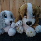 Vintage Applause 1980 Sad Sam 1988 Honey Plush Dog