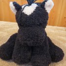 Ganz Black White Horse Named Trotters Plush Lovey