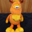 "Emrad Creations Plush Orange Giraffe 13"""