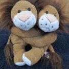 HuggaMe Plush Hugging Lions