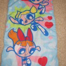 Power Puff Girls Sleeping Bag Blossom Buttercup and Bubbles