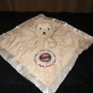 Minnesota Twins Plush Bear Baby Security Blanket Baseball Club