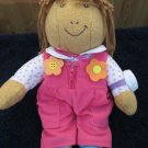 1996 Marc Brown Dress Me Plush Doll named DW from Arthur