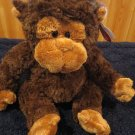 Ty Classic Monkey named Bungle Plush Lovey