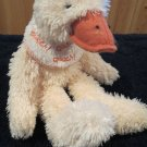 The Boyds Collection Plush Duck with Bib 2000