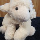 KelllyToy Plush Lamb in Plink Floral Ribbon