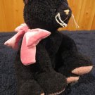 Mary Meyer Sweet Rascals Black Kitty Cat Plush 2003