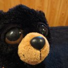 Aurora Plush Black Bear Dreamy Eyes Beautiful Soft and Sweet