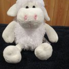 Animal Adventure Plush White Lamb Curly Fur