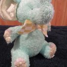 Papel Giftware mint green Plush Elephant windup Musical Melodies