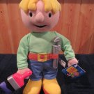 New Playskool Hasbro Bob the Builders friend Wendy Plush Talking Doll