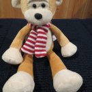Animal Adventure 2002 Plush Monkey Floppy 12""