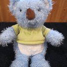Hallmark Huggables Blue Plush Talking Koala Bear talks