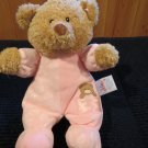 Baby Gund Plush Paisley Pink Bear named Life #58268