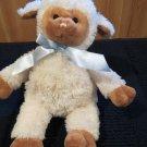 "Harrods Knightbridge Plush Lamb 12"""