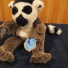 New Manhattan Wild life Collection Plush Lemur Puppet named Leala