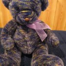Mary Meyer Variegated Teddy Bear with copper nose