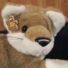 Vintage Applause Brove plush Fox named Tipsy # 13905
