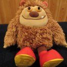 Hallmark Story Buddy Monster Named Bigsby Interactive Plush Toy