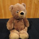 Garanimals Plush Brown Bear Brown Ribbon #82230