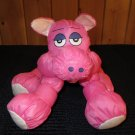 Unusual plush Nylon Taffeta Pig