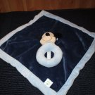 Disney Mickey Mouse Baby Security Blanket with Ring Rattle