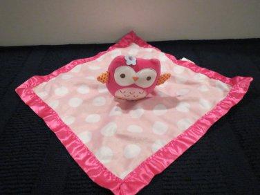 Target Circo Pink Owl Security Blanket