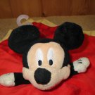 Mickey Mouse Red Security blanket Disney