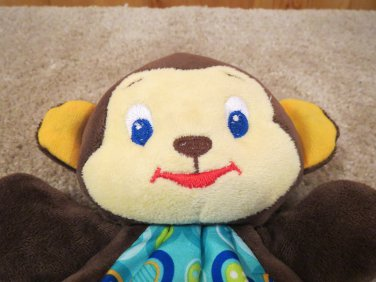 Bright Starts Plush Monkey Teether