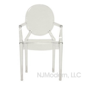 Ghost armchair - Ghost chairs knock off ...